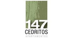 Logo Cedritos 147