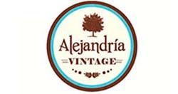 Logo Alejandría Vintage
