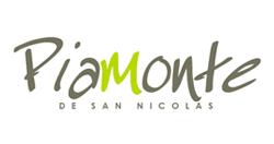 Logo Piamonte de San Nicolás
