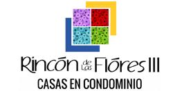 Logo Rincón de las Flores III