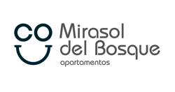 Logo Mirasol del bosque