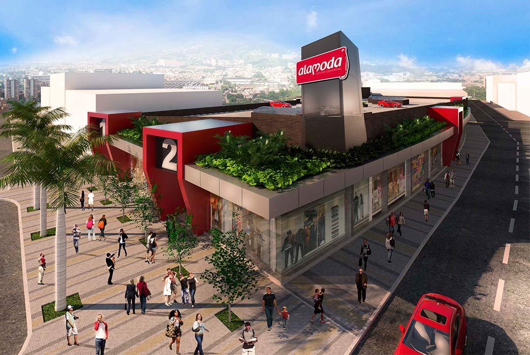 Alamoda centro comercial en itagu%c3%ad centro de la moda invertir en antiioquia locales comerciales para compra view inmobiliario arquitectura y concreto1 original